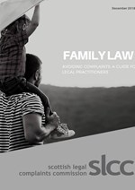 Preventing complaints - family law