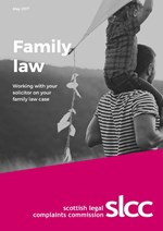 Family Law - a guide for legal consumers