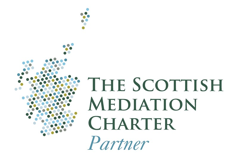 Scottish Mediation Charter Partner logo